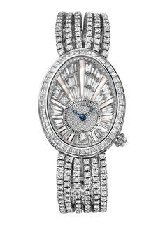 Montre haute joaillerie Breguet http://www.vogue.fr/joaillerie/shopping/diaporama/montres-haute-joaillerie-diamants-full-pavees/16442/image/884395#!montre-haute-joaillerie-breguet