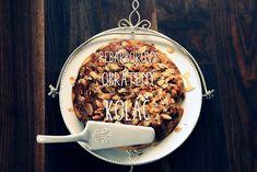 Za posledné roky stratila rebarbora v našich kuchyniach svoje postavenie, ale kedysi nechýbala v žiadnej záhradke našich babičiek. Možno sa tak stalo... Acai Bowl, Healthy, Breakfast, Sweet, Blog, Basket, Acai Berry Bowl, Morning Coffee, Candy