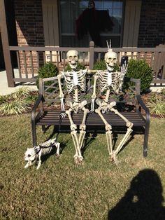 Halloween Outside, Outdoor Halloween, Holidays Halloween, Halloween Crafts, Halloween Prop, Funny Halloween, Halloween Stuff, Halloween Ideas, Happy Halloween