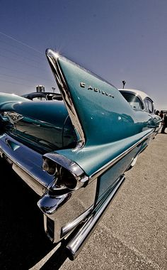 Cadillac shark fins...Re-Pin brought to you by #CarInsurance agents at #HouseofInsurance Eugene