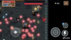 Soul Knight per Android – un incredibile sparatutto indie in pixel art!!