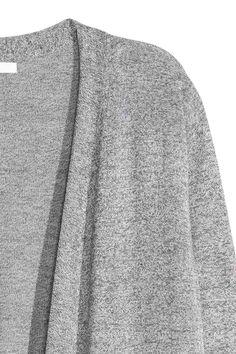 Długi kardigan | H&M
