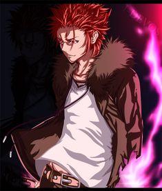 Anime Demon, Manga Anime, Anime Art, Suoh Mikoto, K Project Anime, Manga Illustration, Neon Genesis Evangelion, Manga Girl, Art Sketches