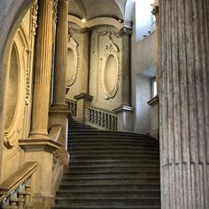 Stairs #architecture #torino #staircase