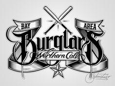 Burglars vector by Martin Schmetzer