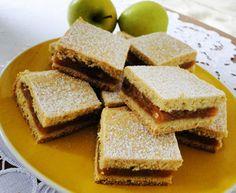 Křehký jablečný koláč Cornbread, Nutella, Ethnic Recipes, Homeland, Millet Bread, Corn Bread, Sweet Cornbread