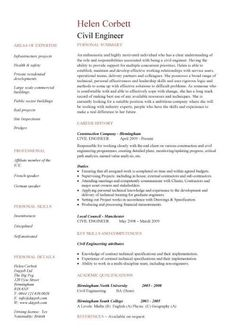 civil engineering cv resume template   http     resumecareer    civil engineering cv resume template      http   topresume info