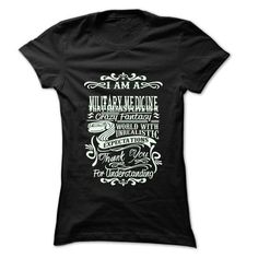 Job Title Military medicine T Shirts, Hoodies. Get it here ==► https://www.sunfrog.com/Jobs/Job-Title-Military-medicine-99-Cool-Job-Shirt-.html?41382