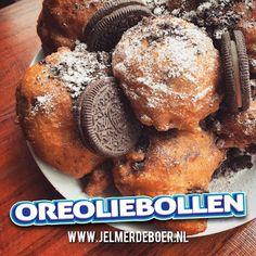 Recept van Jelmer de Boer Birthday Treats, Birthday Cake, Milka Oreo, Pretzel Bites, Nutella, French Toast, Cheesecake, Muffin, Bread