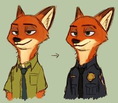 Nick - Before and After