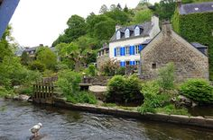 France Travel: Brittany Pont-Aven