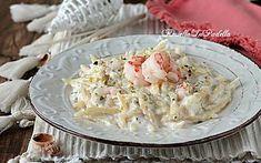 Trofie con crema di gamberi e pistacchi, primo piatto gustoso