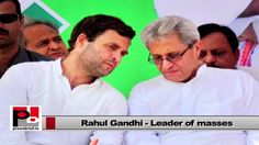 Rahul Gandhi -- the real progressive leader who follows the footsteps of...