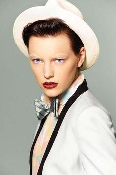 Menswear-Inspired Suit Styleshttp://cdn.trendhunterstatic.com/thumbs/boyish-charm-design-scene.jpeg