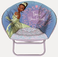 Bedroom Decor Ideas and Designs: How to Decorate a Disney's Princess Tiana Themed Bedroom (The Princess and the Frog)