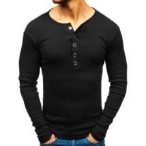 Patentos hosszú ujjú póló #145362 - fekete