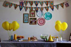 Pitadinha: Festinha em casa