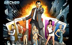archer-hd-wallpapers-and-backgrounds.jpg (1288×812)