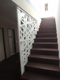 Garde corps escalier on pinterest garde corps hauteur garde corps and stairs - Garde de corps escalier ...