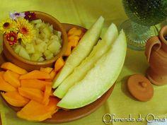 Frutas para Iansã