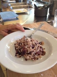 David Rocco's Easy Risotto recipe!