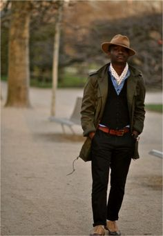 Check Out This Blogger: Dapper Lou - Paperblog