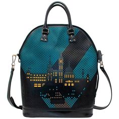 2e6e1b63f557 Burberry The Bloomsbury with City Motif