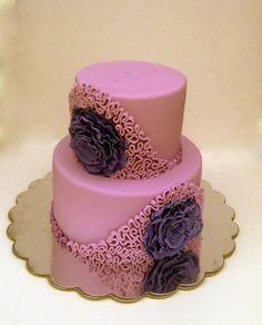 Cake Central - Newest Cakes Cake Icing, Fondant Cakes, Cupcake Cakes, Eat Cake, Cupcakes, Cupcake Ideas, Mini Cakes, Pretty Cakes, Beautiful Cakes
