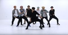 """On September 24, BTS released a choreographed video of their title track """"DNA""""."""