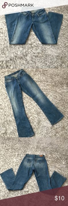 Levi's 29 supreme curve mid rise boot W29 L32 In perfect condition no rips or stains size W29 L32 supreme curve mid rise boot Levi's Pants Boot Cut & Flare