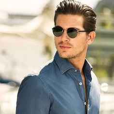 25 Best Mens Sunglasses Trends 2019 - The Finest Feed 25 Best Mens Sunglasses Trends 2019 - The Finest Feed Best Mens Sunglasses, Trending Sunglasses, Guys Sunglasses, Hairstyles Haircuts, Haircuts For Men, Fringe Hairstyles, Business Casual Hairstyles, Medium Hair Styles, Short Hair Styles