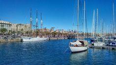 Port de Barcelona en Barcelona, Cataluña