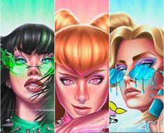 Aesthetic Clothes, Aesthetic Outfit, Purple Wallpaper Iphone, Powerpuff Girls, Art Girl, Geek Stuff, Joker, Princess Zelda, Fantasy