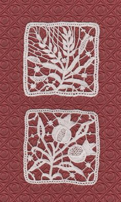 Filet Crochet, Irish Crochet, Snitches Get Stitches, Lacemaking, Needle Lace, Irish Lace, Textiles, Beaded Embroidery, Needlepoint