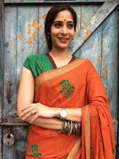 Deepta mehta saree from craft council of india