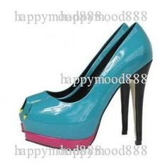 HOT SALE 2012 women's shoes candy colors  slugged bottom peep-toe high-heeled sandals