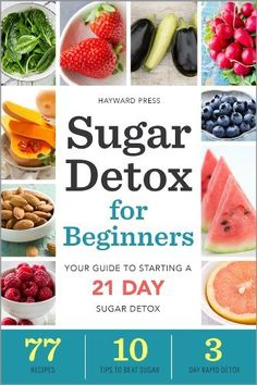 With over 75 delicious recipes to ease yourself off sugar! Available for $0.99 through 5/27/15 (Kickstarter Products Fit)