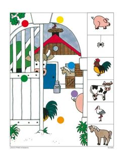 Disons EST ICI logico PRIMO Piccolo et change-Chat discussion fermeture… Preschool Learning Activities, Interactive Learning, Preschool Worksheets, Fun Math, Educational Activities, Preschool Activities, Kids Learning, Hidden Picture Puzzles, Visual Perception Activities