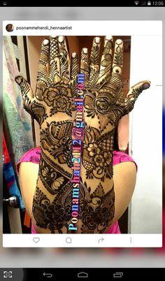 ART : HENNA, حنا, MEHNDI ,حِنَّاء : More Pins Like This At FOSTERGINGER At Pinterest