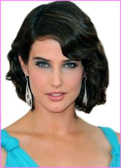 awesome Women's hairstyles wavy thick hair