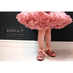 DOLLY skirt and DOLLY ballerinas My Baby Girl, Toms, Tulle, Ballet Skirt, Ballerinas, Skirts, Pink, Fashion, Moda