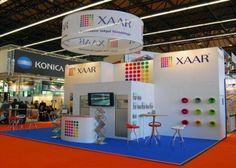 Inspiring Exhibition Stand 1