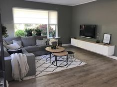 Help: which TV furniture should I choose? Our 10 favorites!nl - Help: which TV furniture should I choose? Our 10 favorites! Cozy Living Rooms, Home Living, Interior Design Living Room, Living Room Decor, Coastal Living, Diy Kitchen Decor, Home Decor, Living Room Inspiration, New Homes