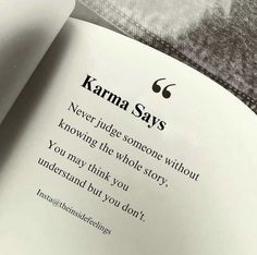 Karma Quotes Truths, Reality Quotes, Wisdom Quotes, Book Quotes, Life Quotes, Qoutes, Movie Quotes, Quotes Quotes, Mixed Feelings Quotes