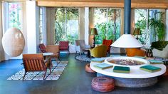 images of the parker palm springs | Parker Palm Springs : Daily Escape : Travel Channel