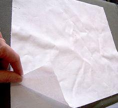 Interfacing hints (esp for bag making)