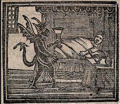 The devil visits Jonathan Bolton