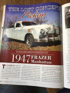 Vintage trucks nov/dec 2016