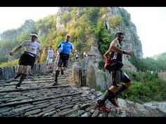 Visit Greece | The North Face Zagori Mountain Running 2014