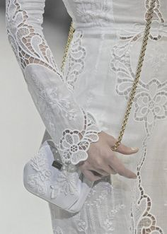 April 25, 2015 | Bordado Richelieu - Richelieu Embroidery - cotton. Gorgeous!!!